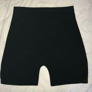 Brandy Melville Shorts - Brandy Melville Black Griffin Shorts